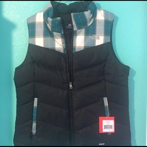 Brand New Northface 550 Vest